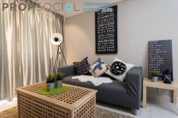 For Rent Condominium at Main Place Residence, UEP Subang Jaya Freehold Fully Furnished 2R/1B 2.3k