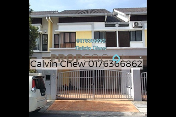For Sale Terrace at Sutera Damansara, Damansara Damai Freehold Unfurnished 4R/4B 489k