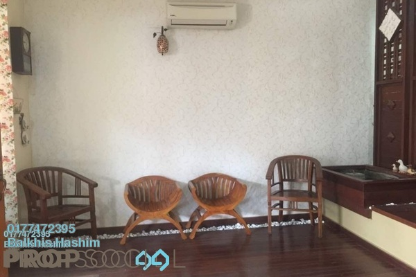 For Sale Terrace at Alam Budiman, Shah Alam Leasehold Semi Furnished 4R/3B 550k