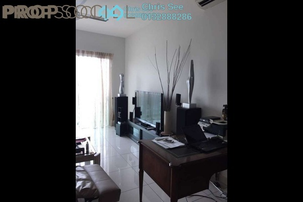 For Rent Condominium at Glomac Damansara Residences, TTDI Freehold Fully Furnished 3R/2B 3.5k