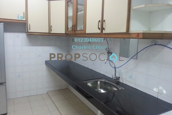 For Rent Condominium at Brem Park, Kuchai Lama Freehold Fully Furnished 3R/2B 1.4k