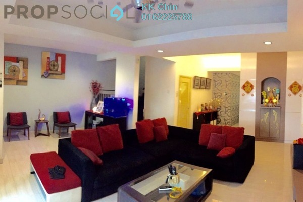 For Sale Terrace at SouthLake, Desa ParkCity Freehold Semi Furnished 4R/5B 2.35m