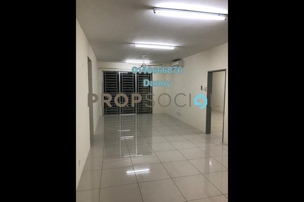 For Rent Condominium at Platinum Lake PV20, Setapak Freehold Unfurnished 3R/2B 1.8k