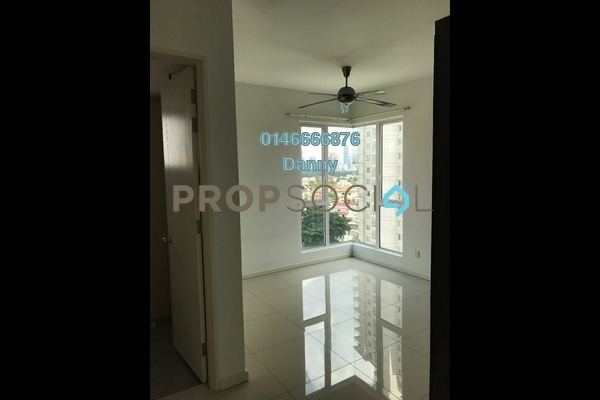 For Rent Condominium at 222 Residency, Setapak Freehold Unfurnished 3R/2B 1.7k