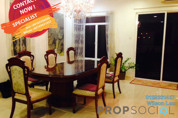 For Sale Terrace at Adora, Desa ParkCity Freehold Fully Furnished 5R/4B 2.3m