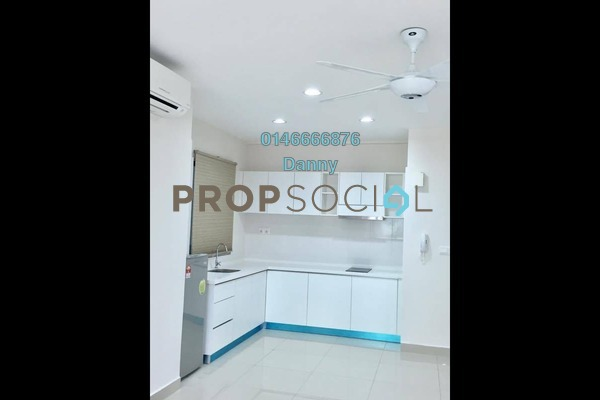 For Rent Condominium at Hedgeford 10 Residences, Wangsa Maju Freehold Fully Furnished 1R/1B 1.6k