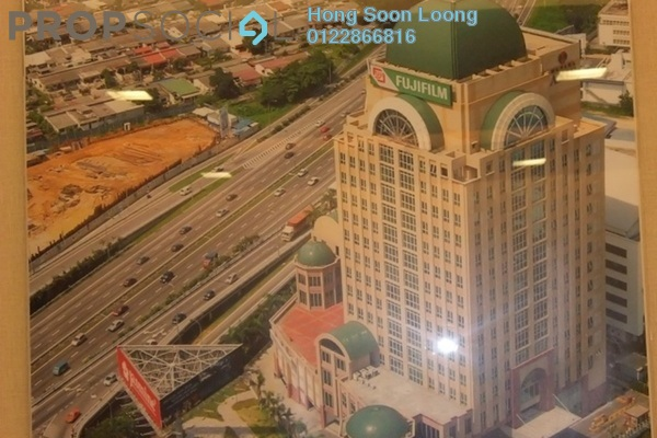 For Rent Office at Menara Axis, Petaling Jaya Freehold Unfurnished 0R/2B 28.4k