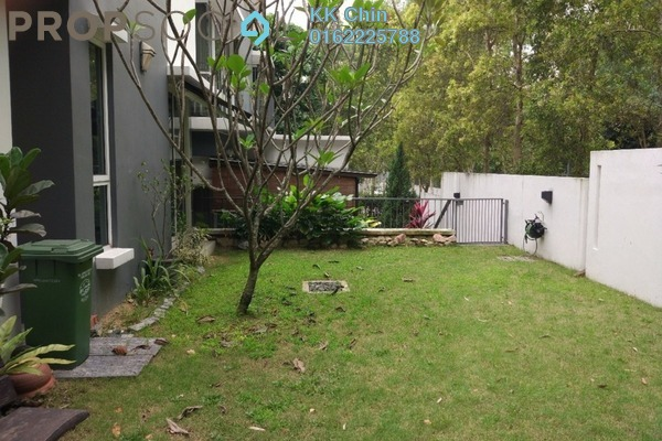 For Sale Terrace at Amelia, Desa ParkCity Freehold Semi Furnished 3R/4B 3.5m
