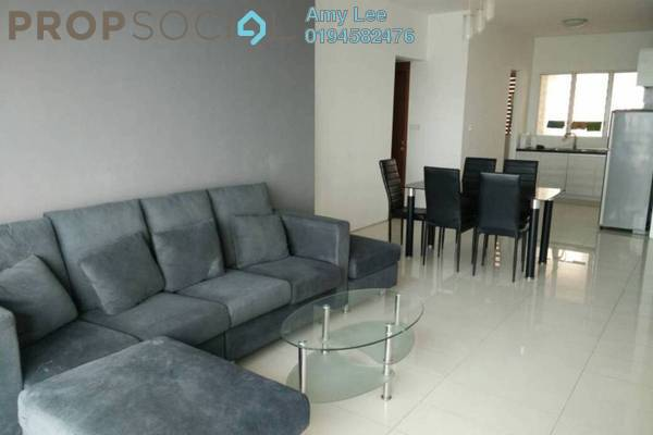 For Rent Condominium at Titiwangsa Sentral, Titiwangsa Freehold Fully Furnished 3R/2B 2.78k