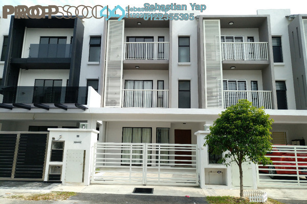 For Sale Terrace at Abadi Heights, Puchong Leasehold Unfurnished 5R/5B 808.0千