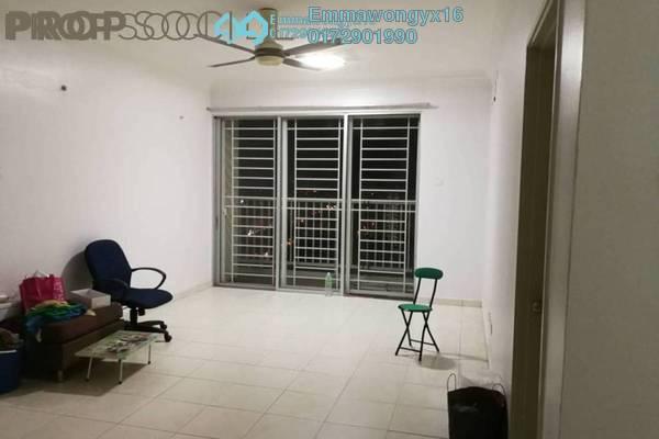 For Rent Condominium at Platinum Lake PV13, Setapak Freehold Semi Furnished 4R/2B 2k