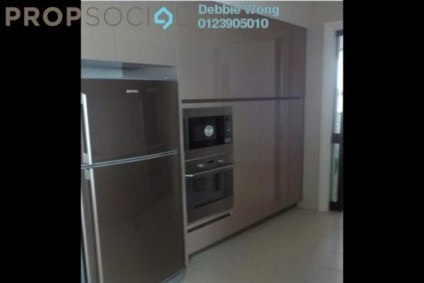 For Rent Condominium at Sastra U-Thant, Ampang Hilir Freehold Semi Furnished 4R/3B 12k