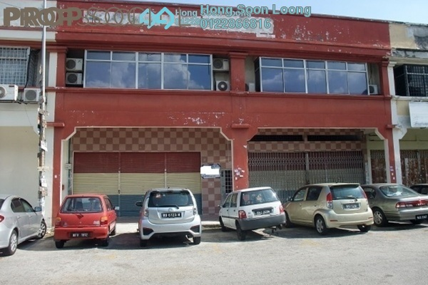 For Rent Factory at Taman Mayang, Kelana Jaya Freehold Unfurnished 0R/2B 7.5k