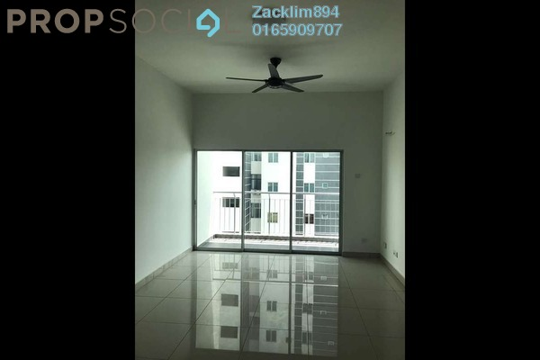 For Rent Condominium at DeSkye Residence, Jalan Ipoh Freehold Semi Furnished 3R/2B 1.8k