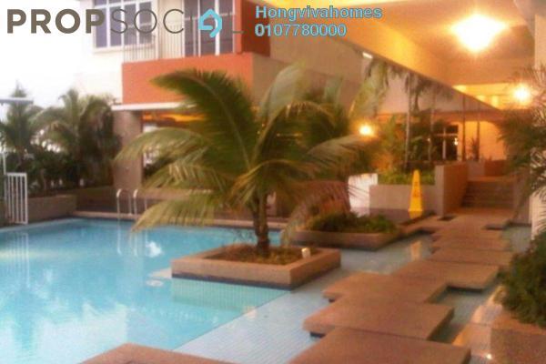 For Sale Condominium at Diamond Regency, Setapak Freehold Semi Furnished 1R/1B 330k