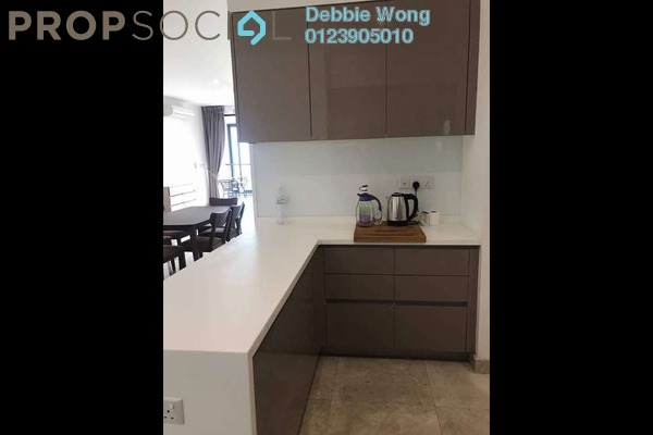 For Sale Condominium at Sastra U-Thant, Ampang Hilir Freehold Semi Furnished 3R/2B 2.55m