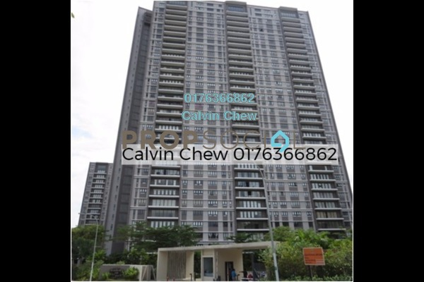For Sale Condominium at Windows On The Park, Bandar Tun Hussein Onn Freehold Unfurnished 4R/0B 828k