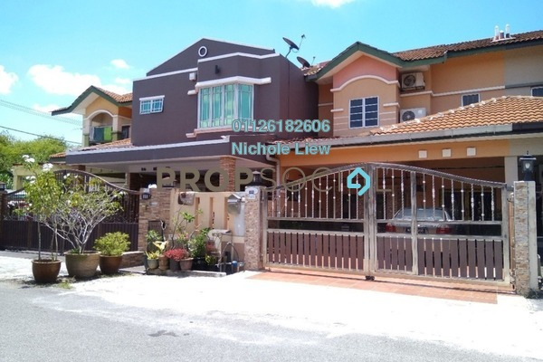 For Sale Link at Taman Bukit Mewah, Kajang Freehold Semi Furnished 6R/4B 850k
