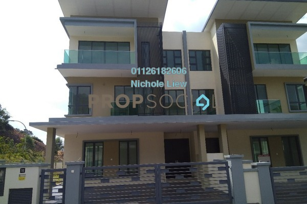 For Sale Semi-Detached at Cheras Vista, Bandar Mahkota Cheras Freehold Unfurnished 6R/6B 1.38m