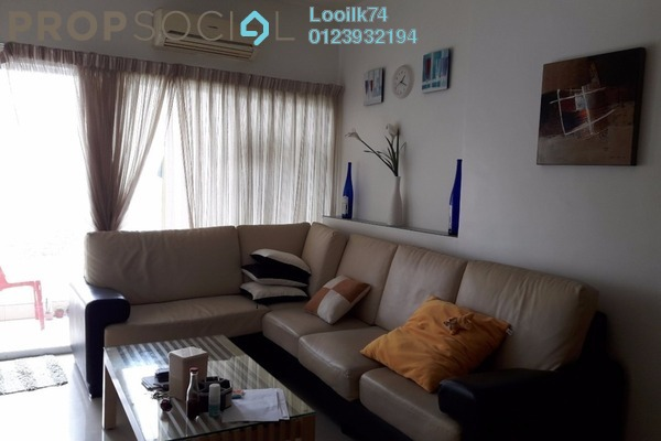 For Rent Condominium at Kepong Central Condominium, Kepong Freehold Fully Furnished 3R/2B 1.5k