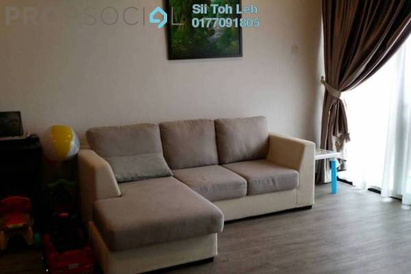 For Sale Apartment at Palazio, Tebrau Freehold Fully Furnished 3R/2B 430k
