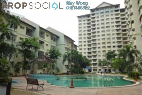 For Rent Condominium at Puncak Seri Kelana, Ara Damansara Freehold Fully Furnished 3R/2B 1.75k