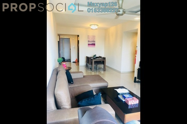 For Sale Condominium at 1Sentul, Sentul Freehold Semi Furnished 3R/2B 580k