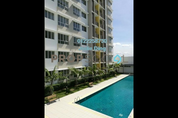 For Sale Condominium at Kalista Residence, Seremban 2 Freehold Fully Furnished 3R/2B 340k