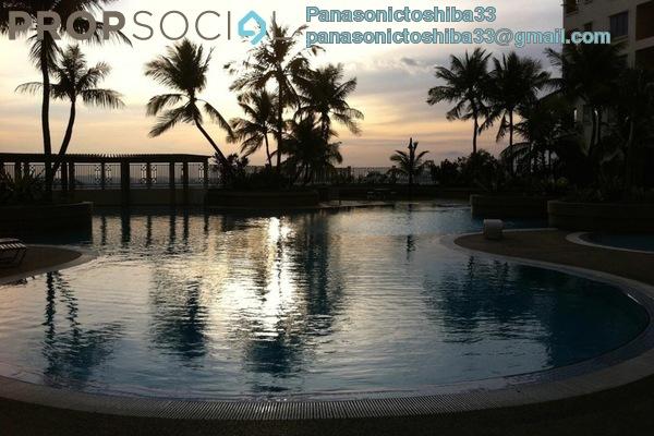 For Rent Condominium at Pantai Panorama, Pantai Freehold Fully Furnished 1R/1B 2.2k