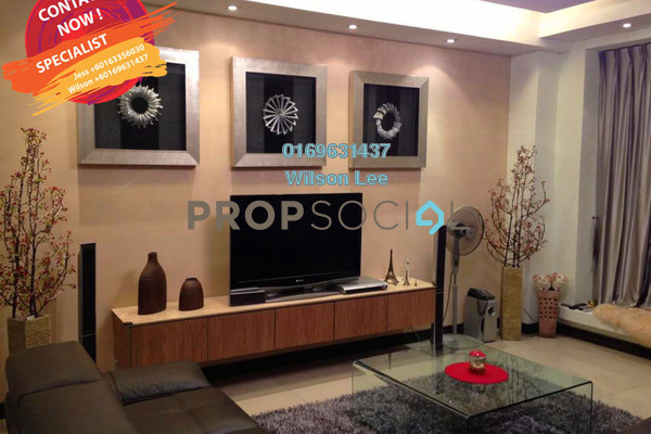 For Rent Terrace at LeVenue, Desa ParkCity Freehold Fully Furnished 6R/6B 8.8k