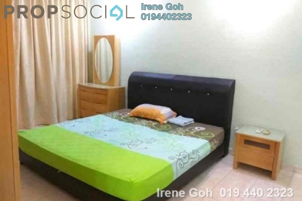 For Rent Condominium at Sunrise Garden, Sungai Ara Freehold Fully Furnished 3R/2B 1.4k