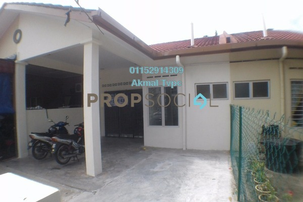 For Sale Terrace at Taman Dato Hormat, Telok Panglima Garang Leasehold Unfurnished 3R/2B 260k