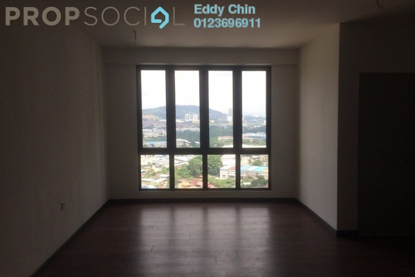 For Rent SoHo/Studio at Silk Sky, Balakong Freehold Semi Furnished 0R/1B 1.1k