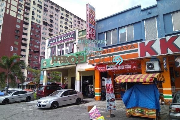 For Sale Shop at Taman Medan Pejasa, PJ South Freehold Unfurnished 0R/4B 1.5m