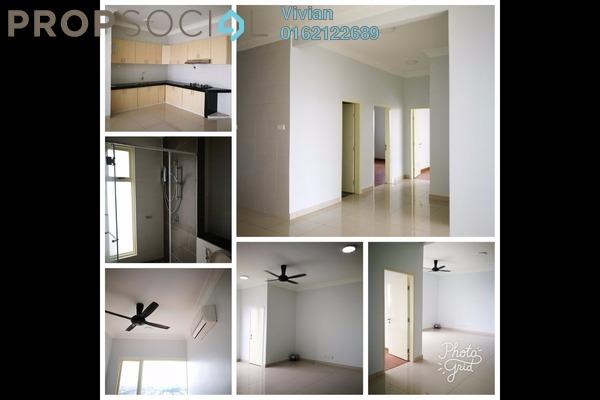 For Rent Condominium at Da Men, UEP Subang Jaya Freehold Semi Furnished 3R/2B 2.2k