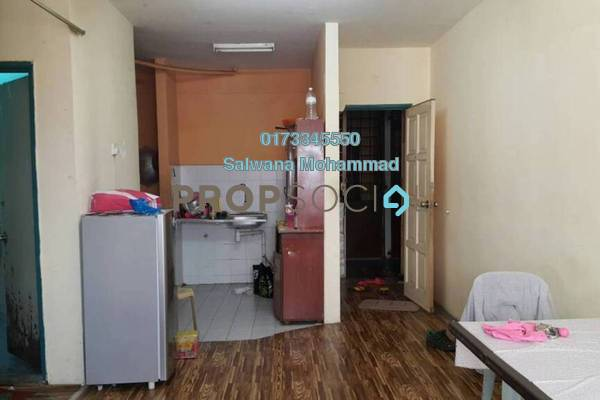 For Sale Apartment at Mesra Ria Apartment, Ampang Freehold Unfurnished 3R/1B 170k