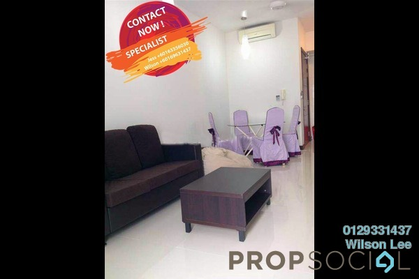 For Sale Condominium at The Northshore Gardens, Desa ParkCity Freehold Semi Furnished 1R/1B 870k