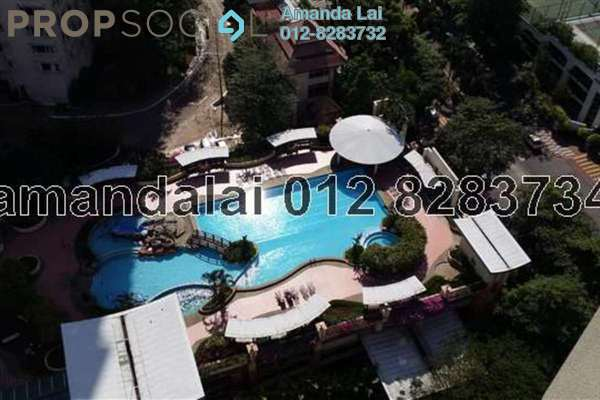 For Sale Condominium at Mont Kiara Bayu, Mont Kiara Freehold Fully Furnished 3R/2B 825k
