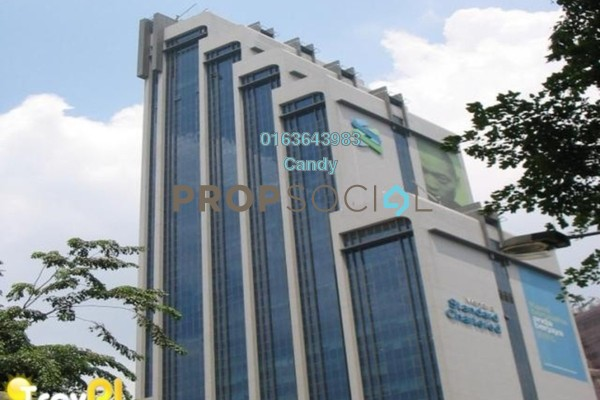 For Rent Office at Menara Standard Chartered, Bukit Bintang Freehold Unfurnished 0R/0B 69.3k