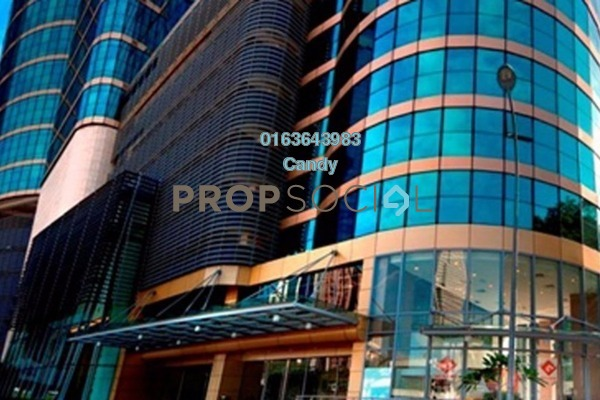 For Rent Office at Sunway Tower, Dang Wangi Freehold Unfurnished 0R/0B 35k