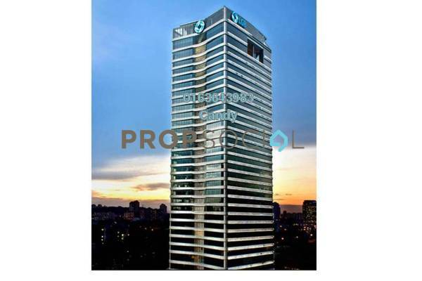 For Rent Office at Menara LGB, TTDI Freehold Unfurnished 0R/0B 24.6k