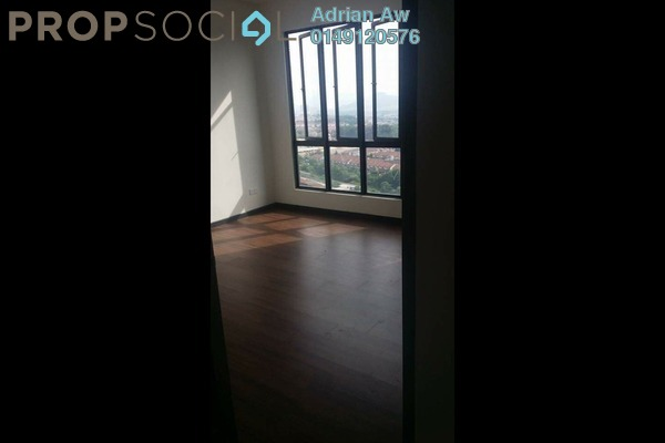 For Rent Condominium at Silk Sky, Balakong Freehold Semi Furnished 3R/2B 1.7k