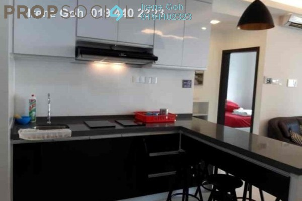 For Rent Condominium at Vertiq, Gelugor Freehold Fully Furnished 3R/2B 3.3k