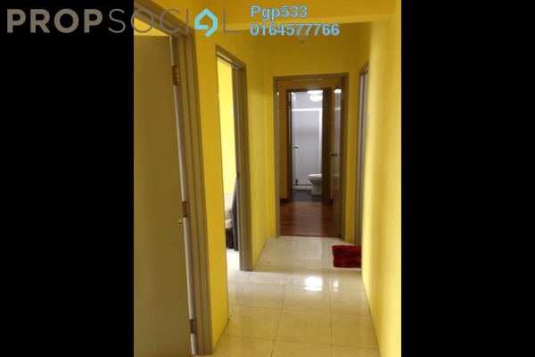 For Rent Condominium at The Spring, Jelutong Freehold Fully Furnished 3R/3B 1.6k