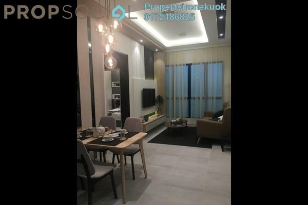 For Sale Condominium at Amelia, Desa ParkCity Freehold Unfurnished 3R/2B 299k