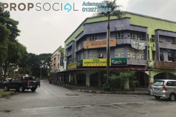 For Rent Shop at Danau Kota, Setapak Freehold Unfurnished 0R/4B 15k