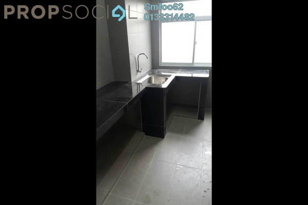 For Rent Apartment at Teratai Mewah Condominium, Setapak Freehold Unfurnished 3R/1B 1k