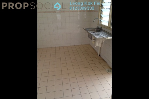 For Rent Apartment at Kenanga Apartment, Bandar Kinrara Freehold Unfurnished 3R/2B 1.1k