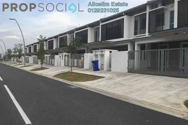 For Rent Terrace at Crista, Elmina Gardens Freehold Unfurnished 5R/5B 1.8k