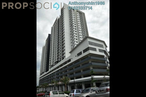 For Rent Condominium at SK One Residence, Seri Kembangan Freehold Unfurnished 0R/1B 800translationmissing:en.pricing.unit